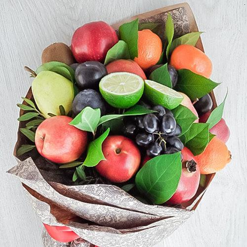 Букет фруктовый №4