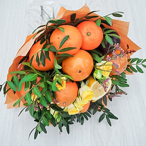Букет фруктовый №5
