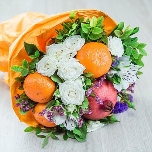 Букет фруктовый №1